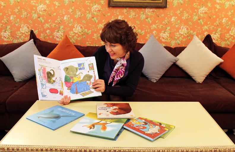 Наталія Коваль. Директор департаменту дитячої літератури видавництва Ранок