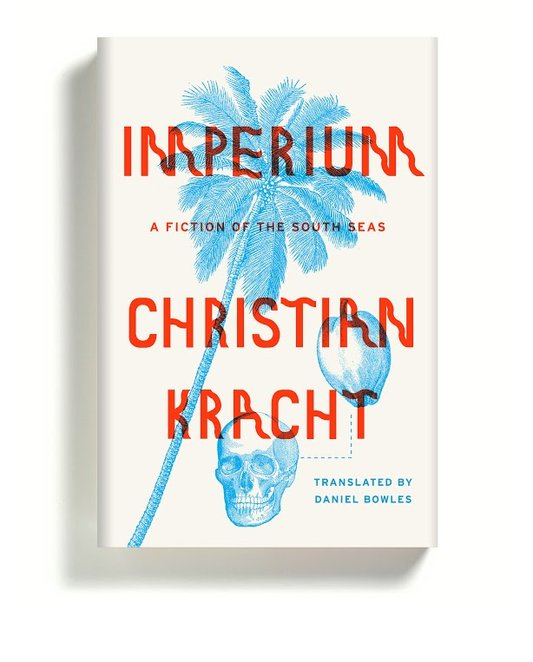"""""""Imperium"""" by Christian Kracht, Designed by Adalis Martinez"""