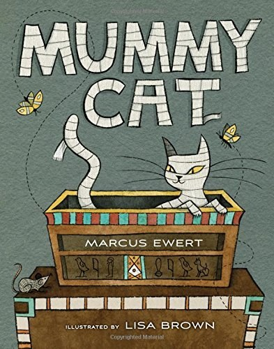 Mummy Cat illustrated by Lisa Brown