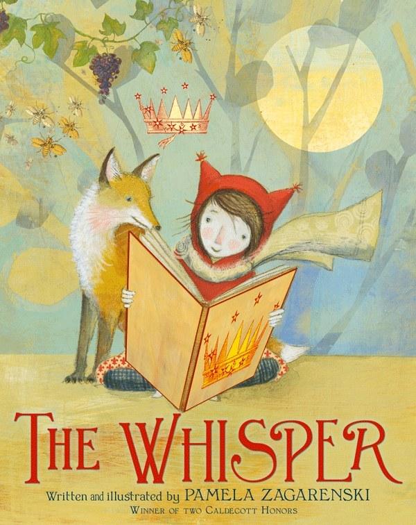 The Whisper by Pamela Zagarenski