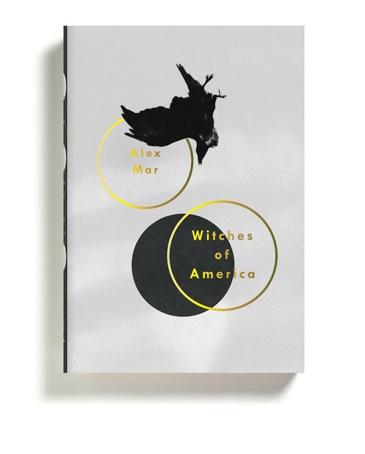 """""""Witches of America"""" by Alex Mar, Designed by Rachel Willey"""