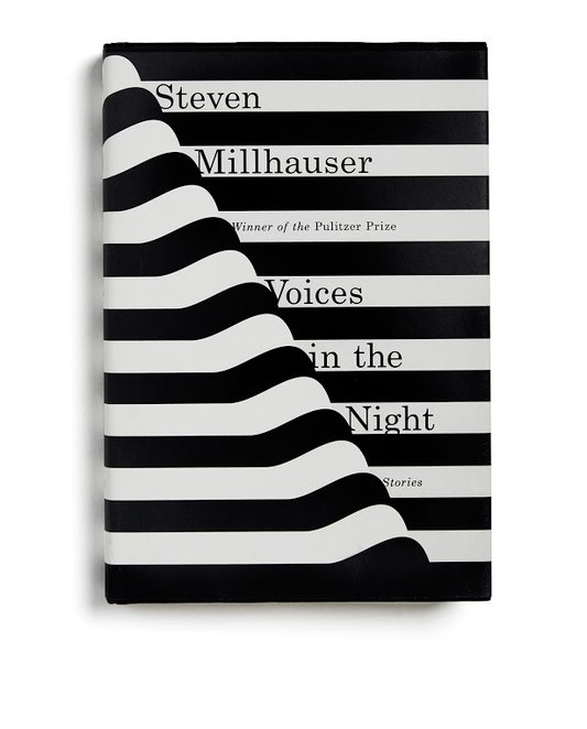 """""""Voices in the Night"""" by Steven Millhauser, Designed by Janet Hansen"""