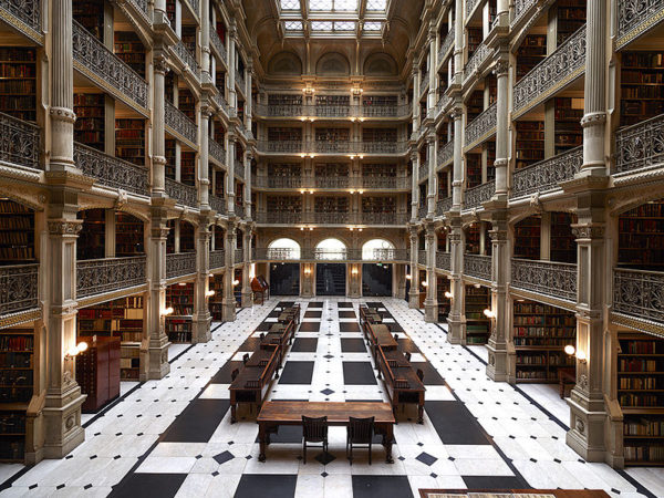 The_George_Peabody_Library_in_Baltimore