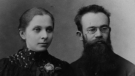 Михайло та Марія Грушевська